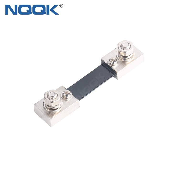100A 75mV Voltmeter Ammeter Electric Welding Machine Dc Current Shunt Resistor