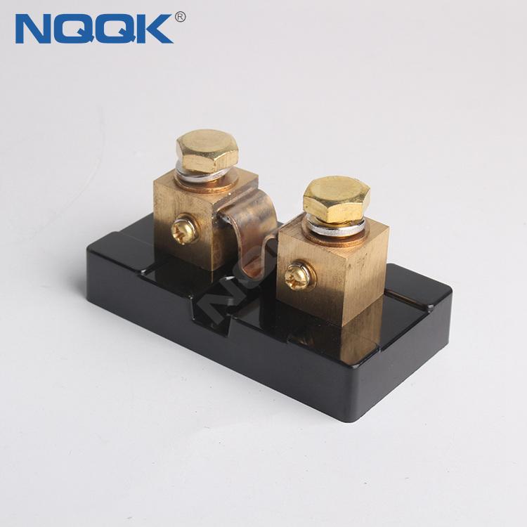 Amp Ammeter DC 200A 200mV Current Measure Shunt Resistor