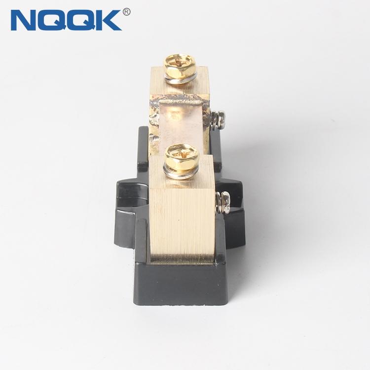 TD-15 100A 75mV DC Electric Current Resistor Shunt
