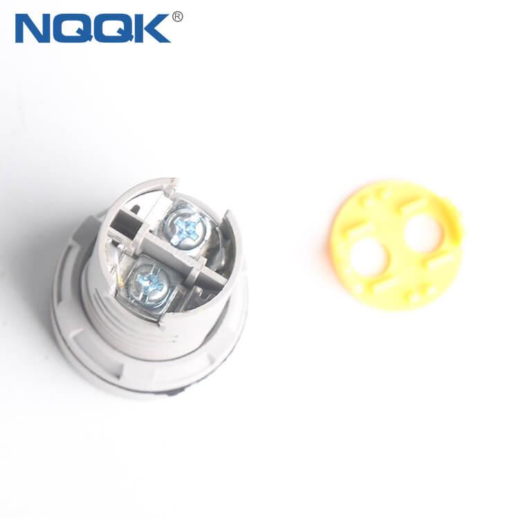 22mm Red Mini Led Indicator Lamp Digital Voltmeter