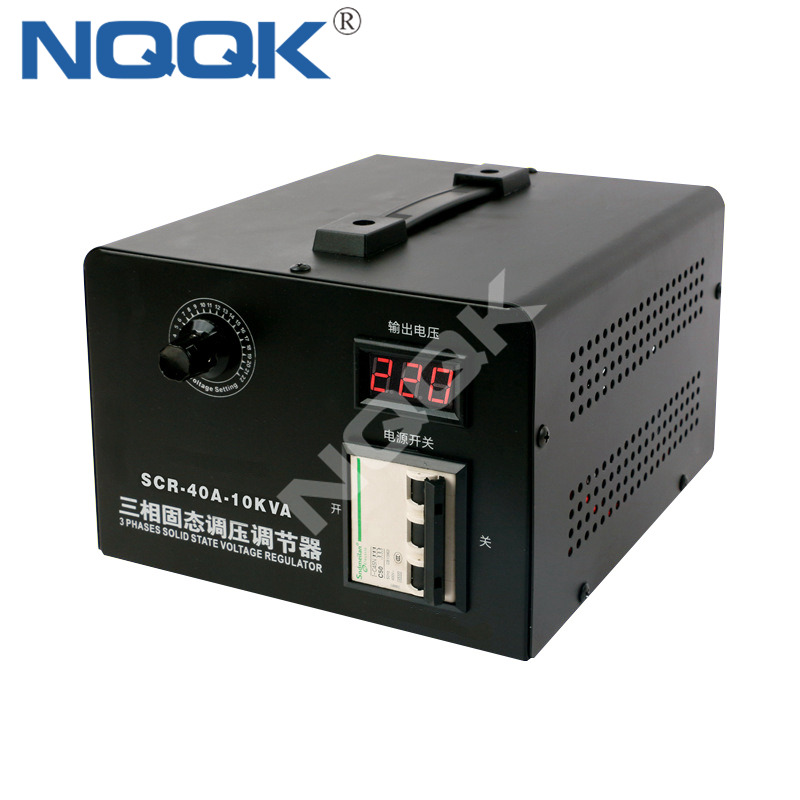SSR-40A AC380V 40A 10KW Three-phase Solid State Regulator