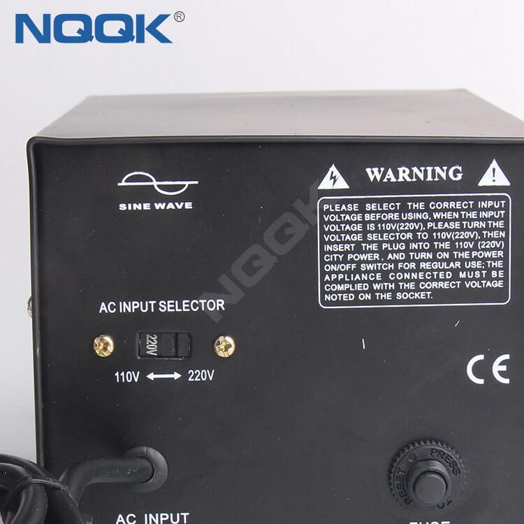 500W Power voltage converter DT-500 , voltage transformer , step up and down transformer