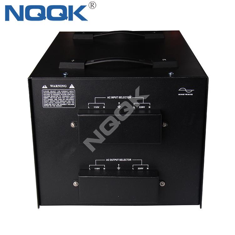 5000W 110Vac 220Vac Step Up Down Voltage Converter 5000VA Voltage Transformer