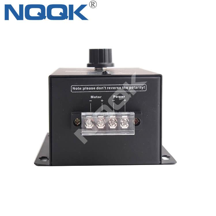 DC 12v 24v 48v high-power motor control governor switch reversing pwm module DC SCR motor governor