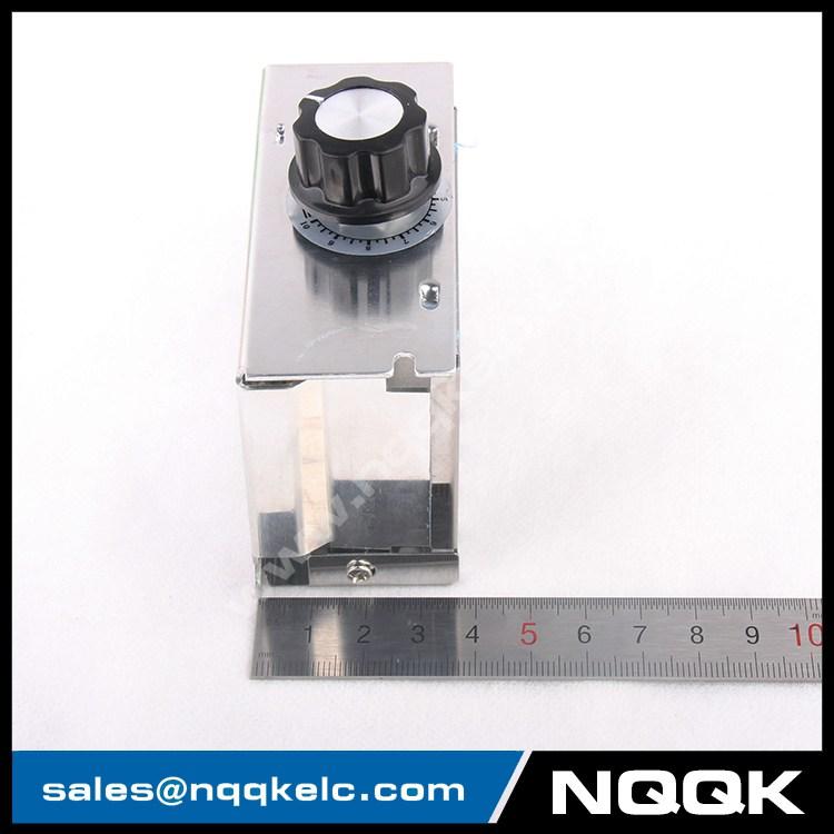 4000W SCR Module Dimming Speed Temperature Electronic Voltage Regulator