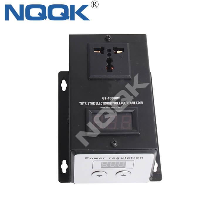 10000W SCR Module Dimming Speed Temperature Electronic Voltage Regulator