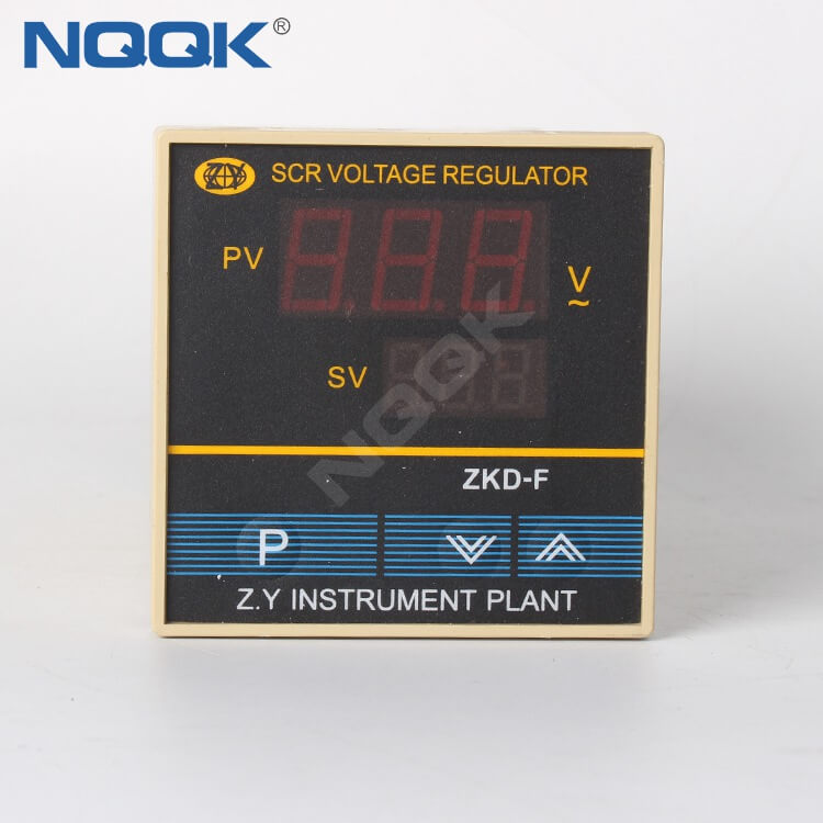 ZKD 220VAC 1% Digital Thyristor SCR Voltage Regulator