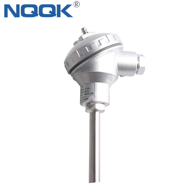 WRN 120 130 121 131 122 123 Stainless Steel Alumina Fabricated Thermocouple