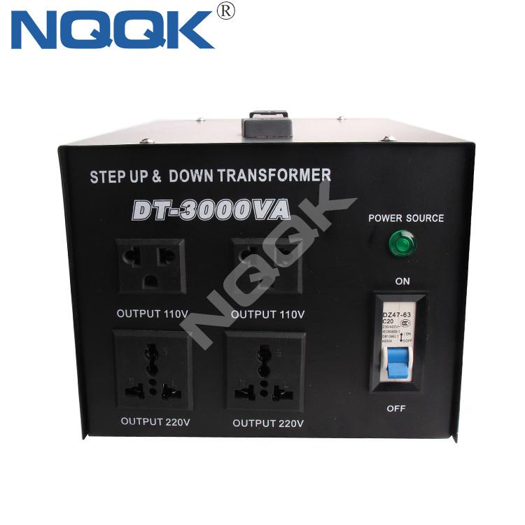 transformer feedback from HK