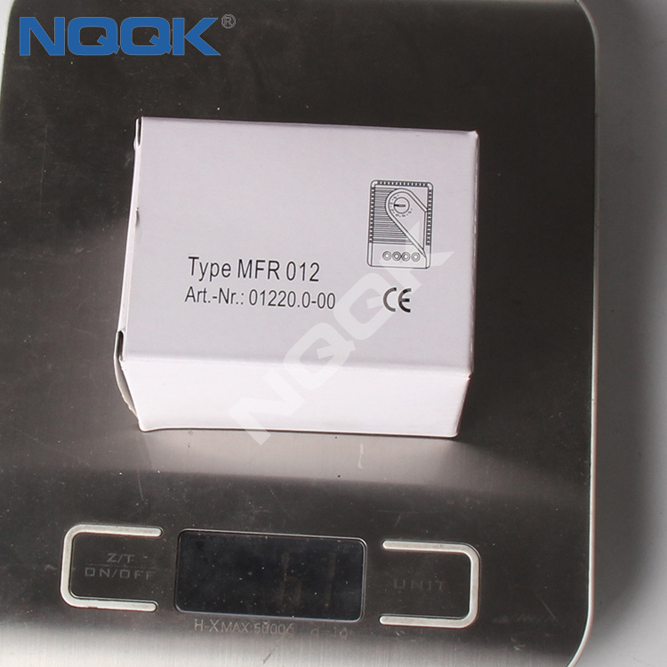MFR 012 Mechanical Hygrostat Thermostat for control enclosure heaters