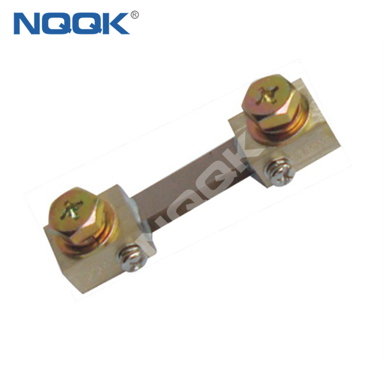 100A 100mV Corea type Voltmeter Ammeter DC current Manganin shunt resistor