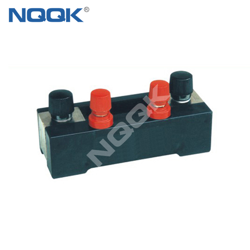 50A - 300A Voltmeter Ammeter Electric welding machine Dc current shunt resistor