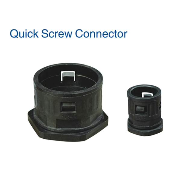 PG7 PG48 PA PG Thread Quick Screw Connector