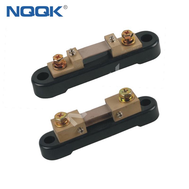 10A - 200A 50mV 100mV Voltmeter Ammeter DC current shunt resistor for DC application