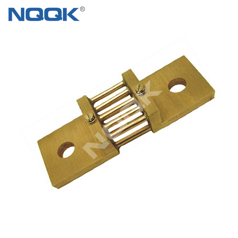 1200A-1500A India type Voltmeter Ammeter DC current Manganin shunt resistor