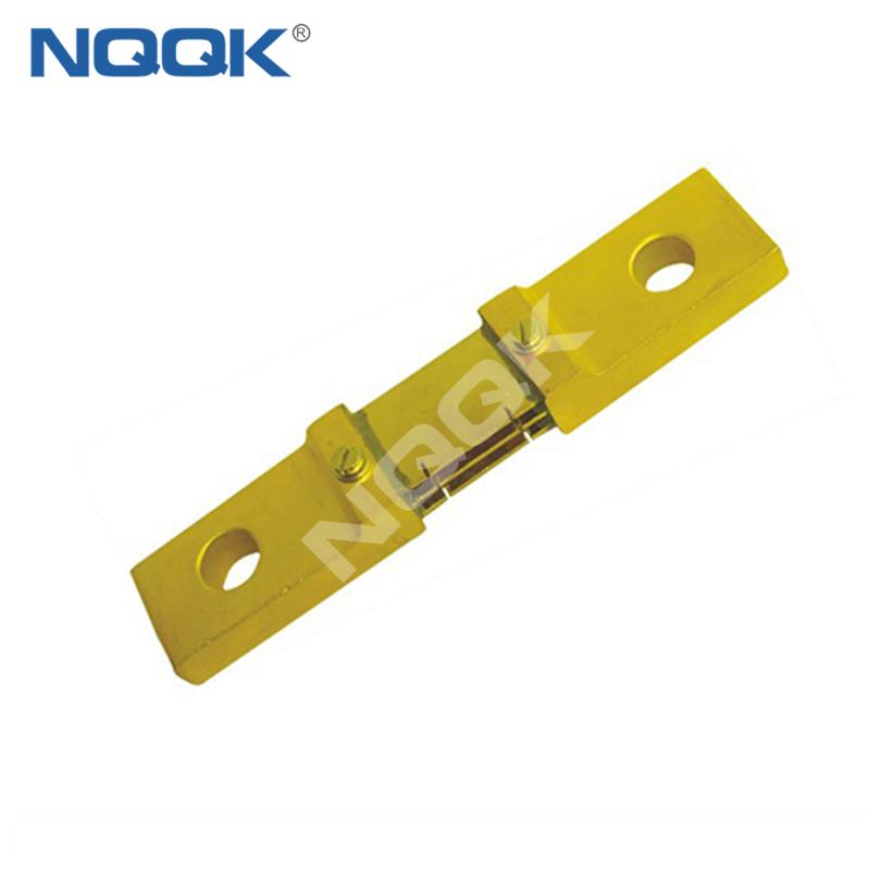 500A Russia type Voltmeter Ammeter DC current Manganin shunt resistor