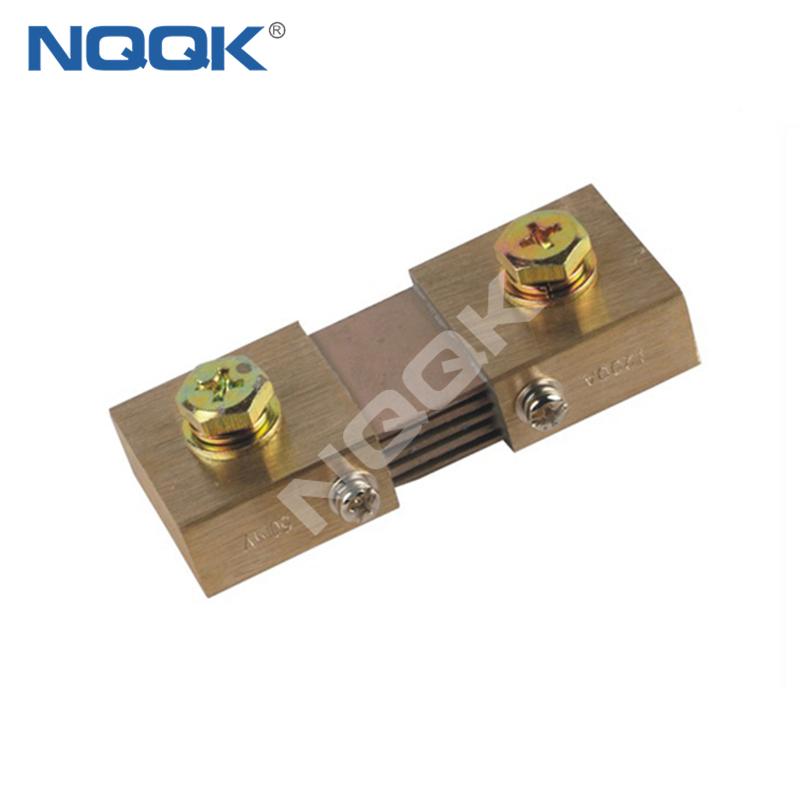 1200A 50mV Corea type Voltmeter Ammeter DC current Manganin shunt resistor