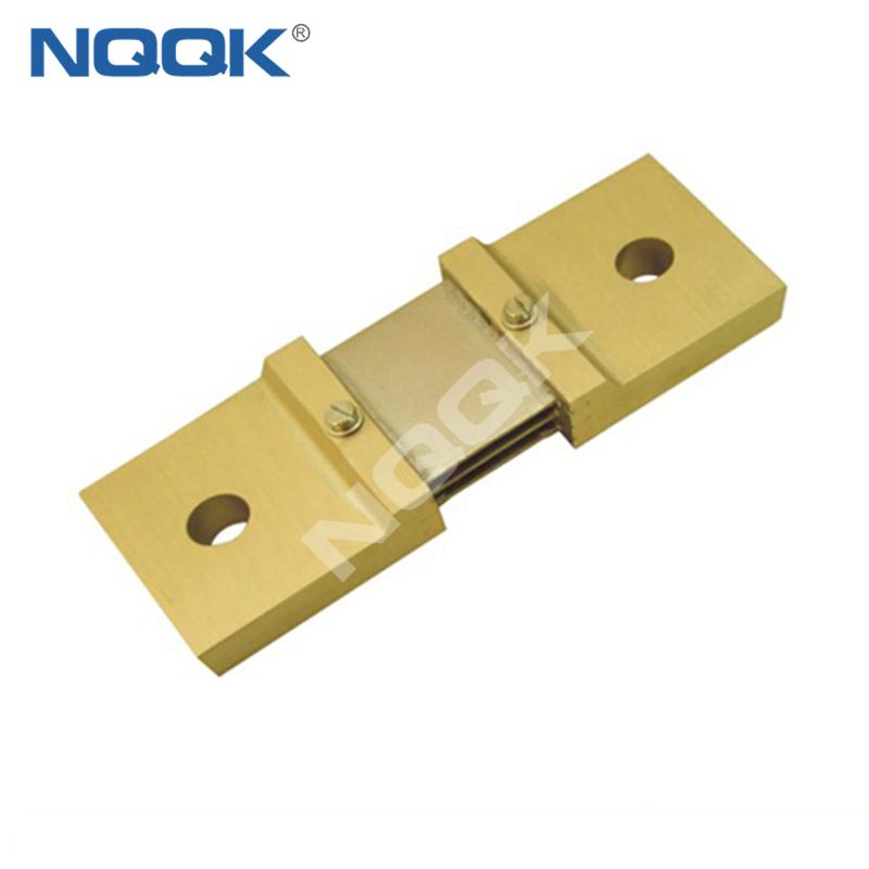 1000A Russia type Voltmeter Ammeter DC current Manganin shunt resistor