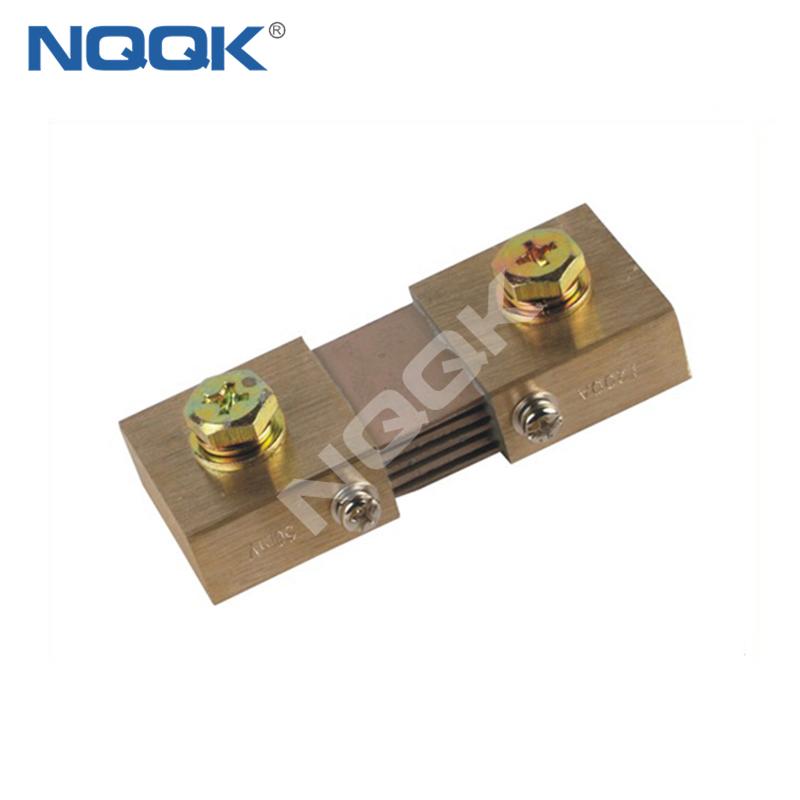 1500A 50mV Corea type Voltmeter Ammeter DC current Manganin shunt resistor