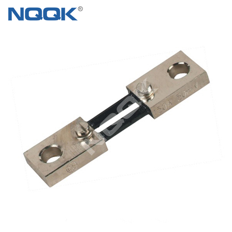 150-200A India type Voltmeter Ammeter DC current Manganin shunt resistor