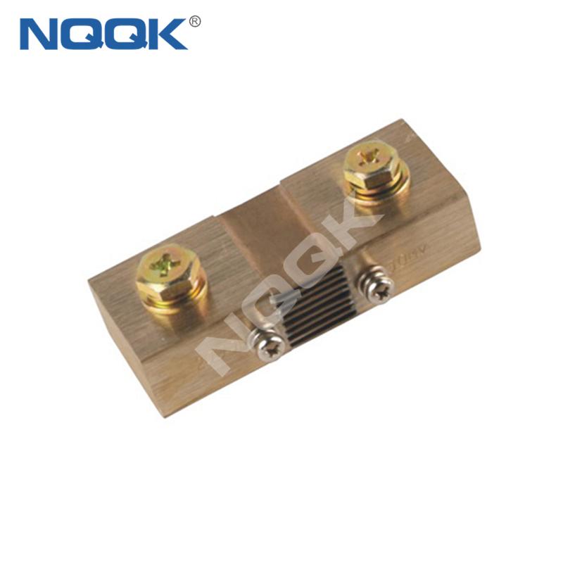 2000A 50mV Corea type Voltmeter Ammeter DC current Manganin shunt resistor