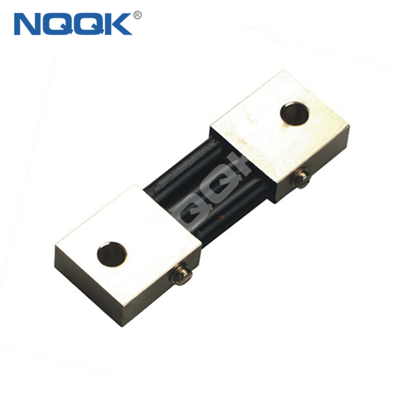 500A India type Voltmeter Ammeter DC current Manganin shunt resistor