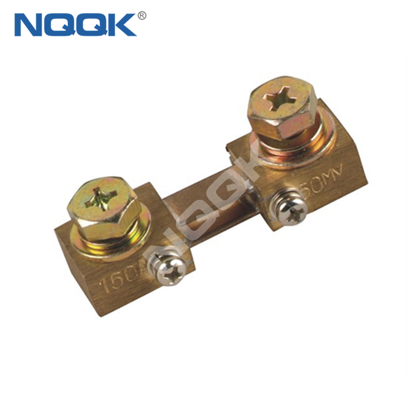 100A 50mV Korea Corea Type Voltmeter Ammeter DC Current Manganin Shunt Resistor
