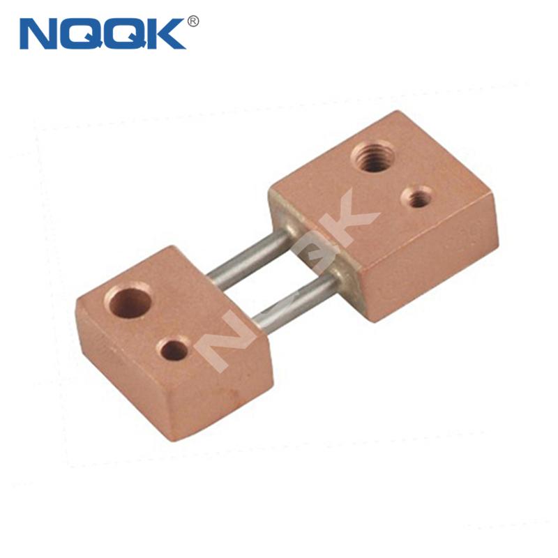 50A 50mV Turkey type Voltmeter Ammeter DC current Manganin shunt resistor