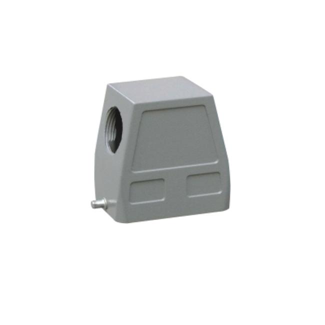 H10B -2 Hood Housing industrial heavy duty rectangle connector