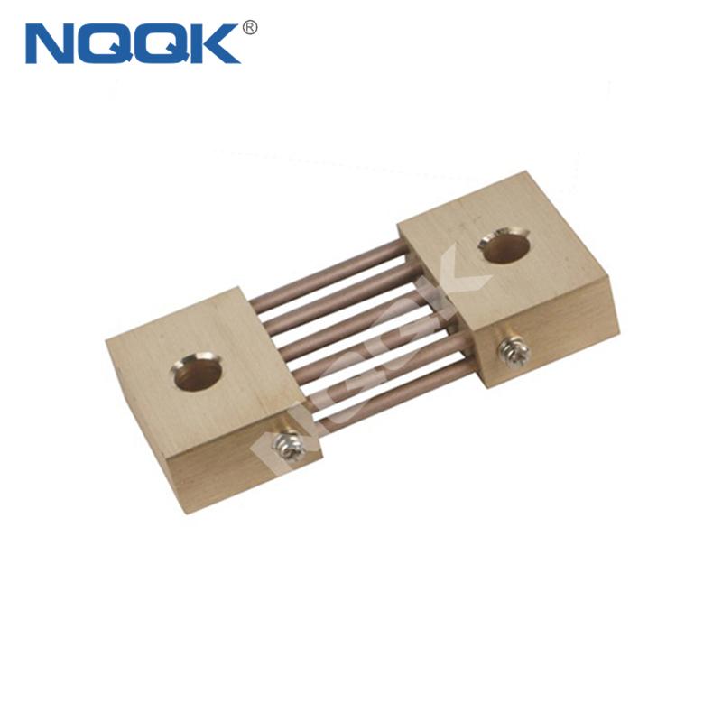 200A - 500A 50mV ~ 100mV Voltmeter Ammeter DC current Manganin shunt resistor