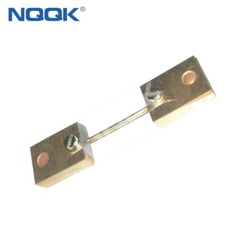 40A India type Voltmeter Ammeter DC current Manganin shunt resistor
