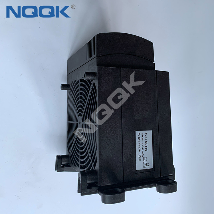 CS 130 950W, 1200W Compact High-performance Fan Heater