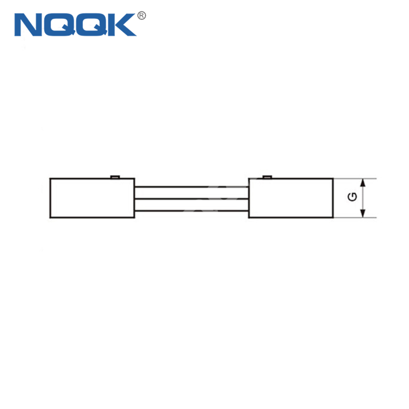 600A - 1500A 50mV ~ 100mV Voltmeter Ammeter DC current Manganin shunt resistor