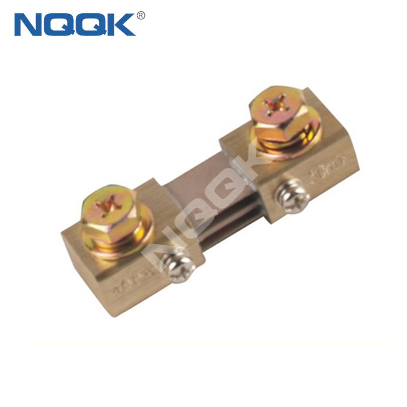 300A 2 50mV Corea type Voltmeter Ammeter DC current Manganin shunt resistor