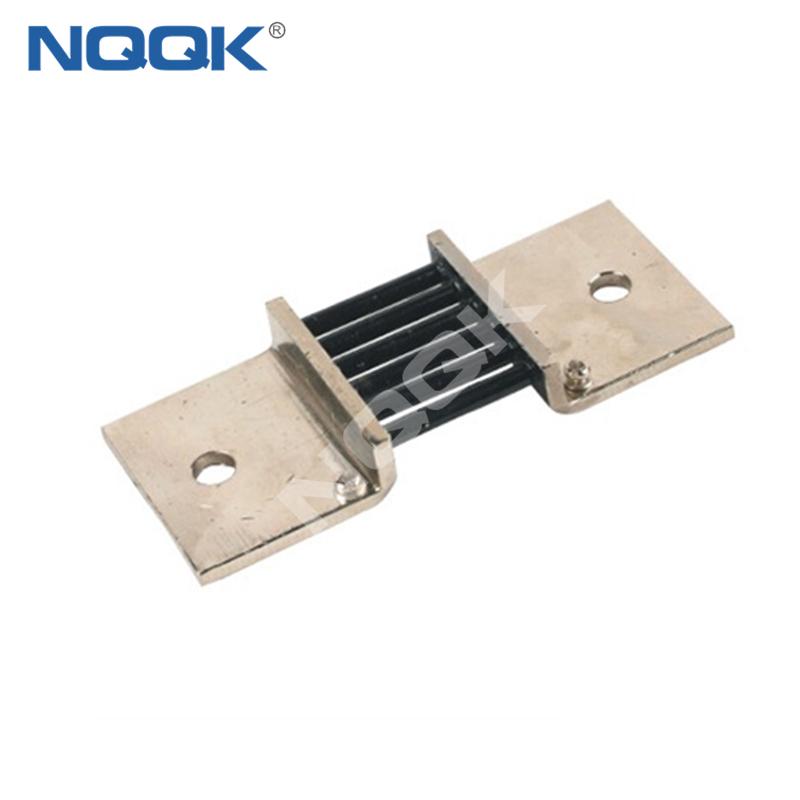 600A 50mV Turkey type Voltmeter Ammeter DC current Manganin shunt resistor