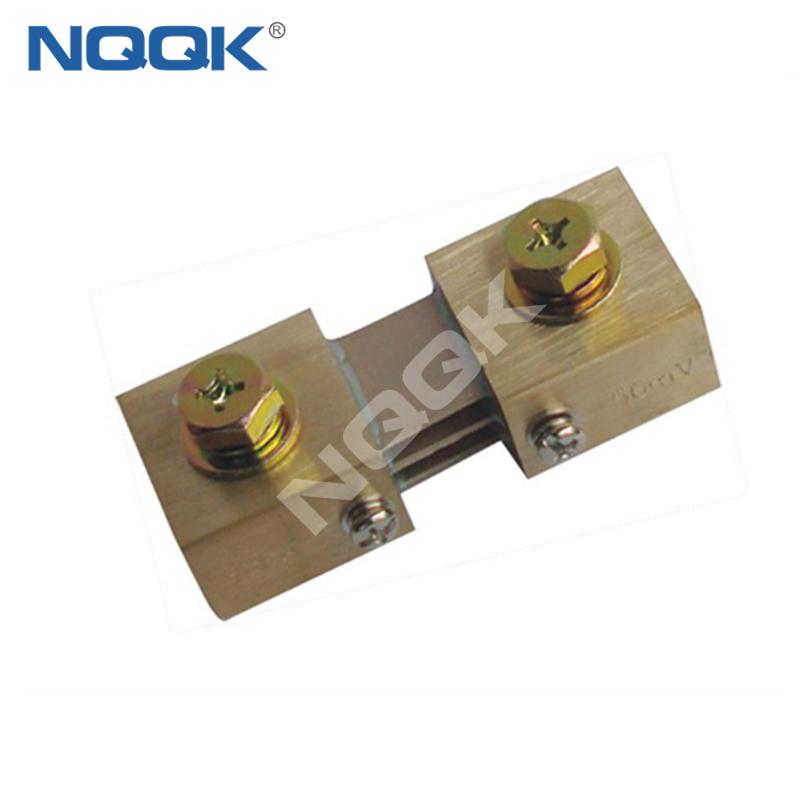 500A 50mV Corea type Voltmeter Ammeter DC current Manganin shunt resistor
