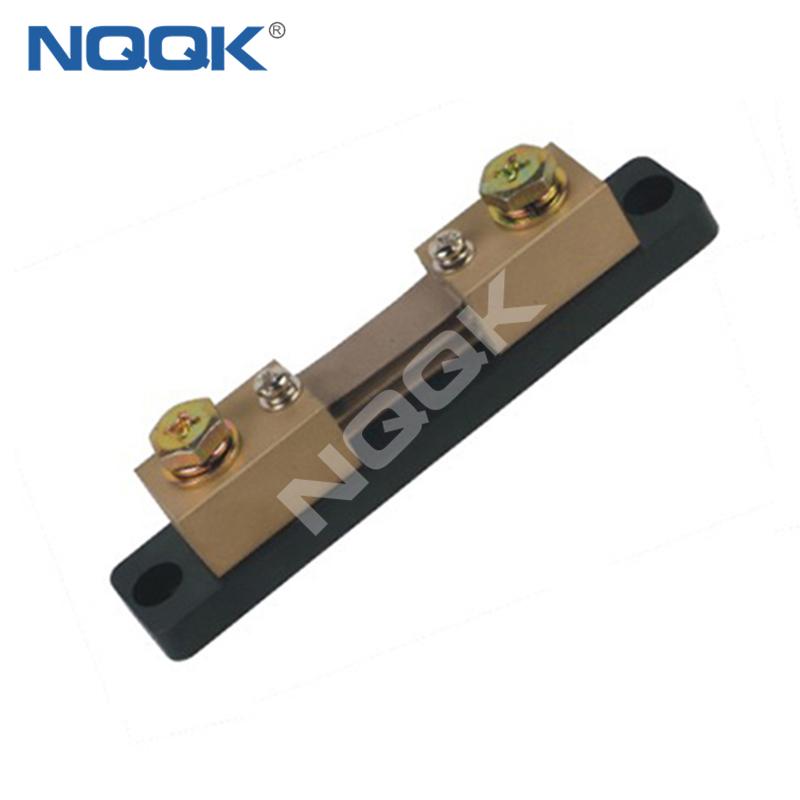 TS-1 USA type Voltmeter Ammeter DC current Manganin shunt resistor