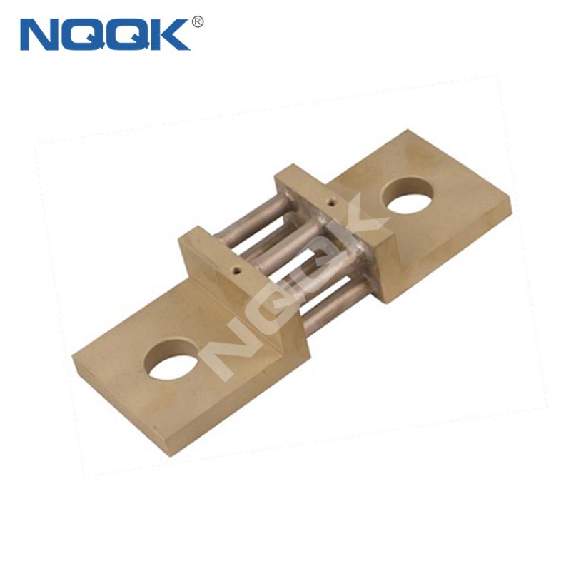800A-1000A India type Voltmeter Ammeter DC current Manganin shunt resistor
