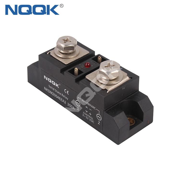 100A 120A 200A 400A 500A DC32V AC 280V AC 480V Industrial Class SSR Solid Grade Relay