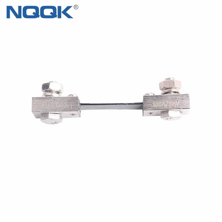 75-100A Voltmeter Ammeter Electric welding machine Dc current shunt resistor