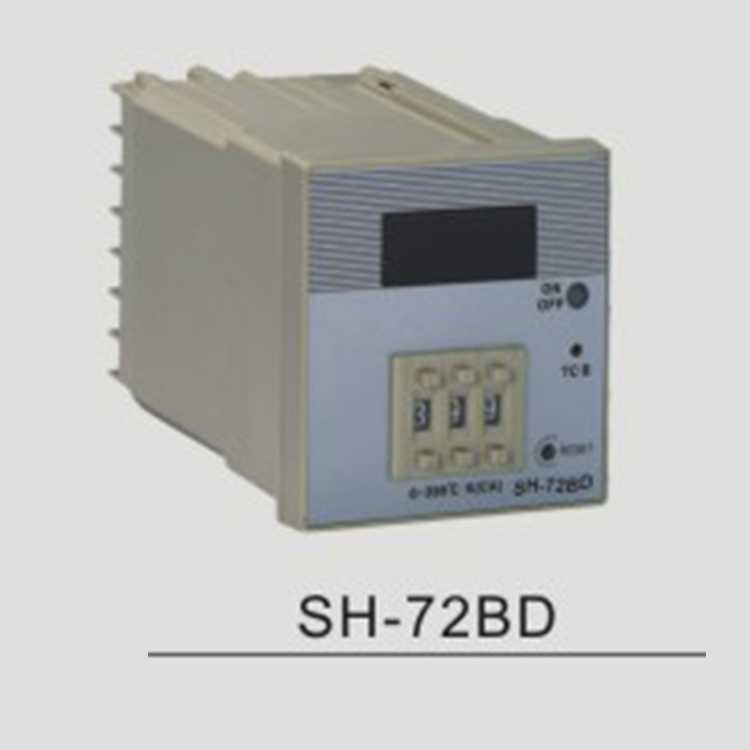 SH-72BD 72mm adjustion Digital Industrial Temperature Controller