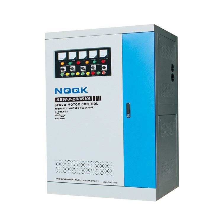SBW-F 150KVA / 180KVA / 200KVA Split-Phase Regulating Full-Autpmatic Compensated 3Phase Series voltage regulator stabilizer
