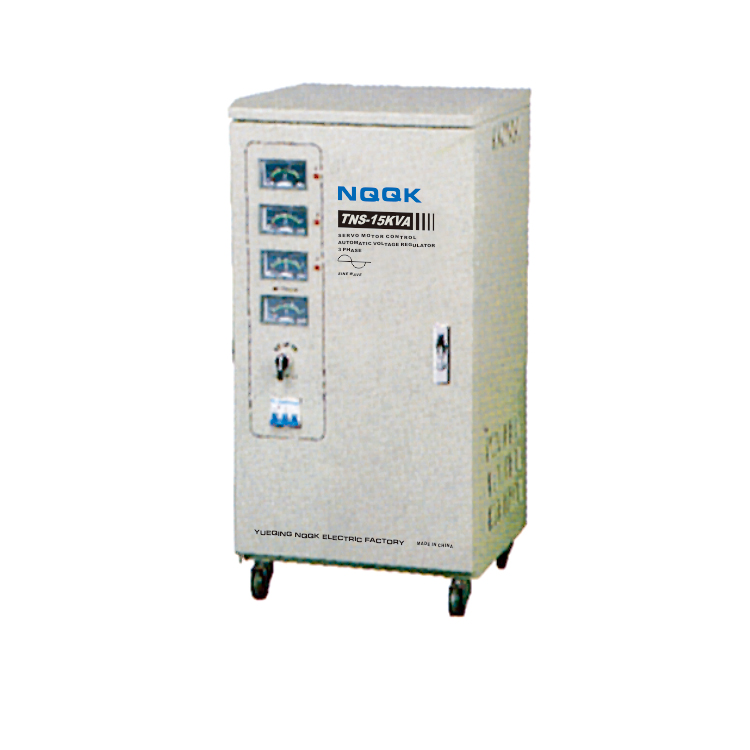 TNS 15KVA / 20KVA Servo Type 3Phase Series Voltage Regulator Voltage Stabilizer