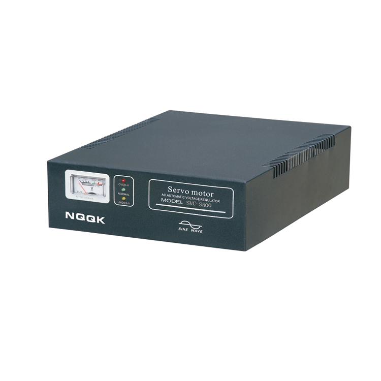 SVC-S 0.5KVA Super-thin Type 1Phase Series Voltage Regulator Voltage Stabilizer