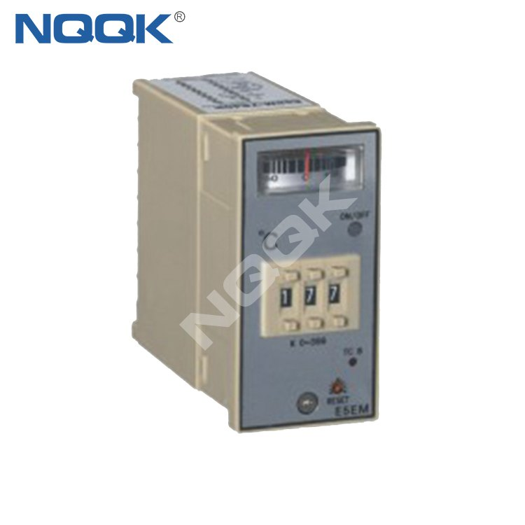 E5EM 48mm K J PT100 NO OFF Industrial Temperature Controller for plastic rubber packing machinery