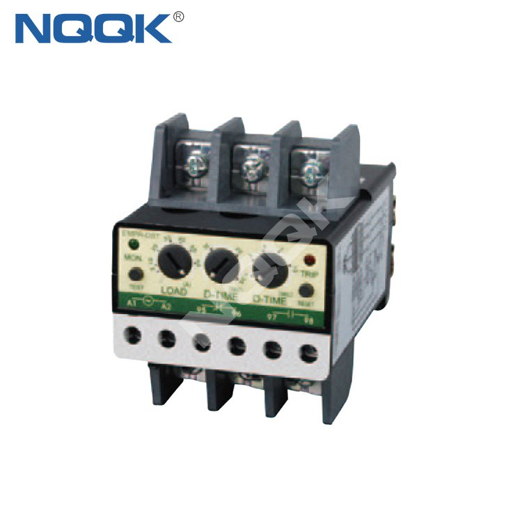 EMPR-SD / EMPR-SDT 3 integral current transformers adjustable electronic overload relay