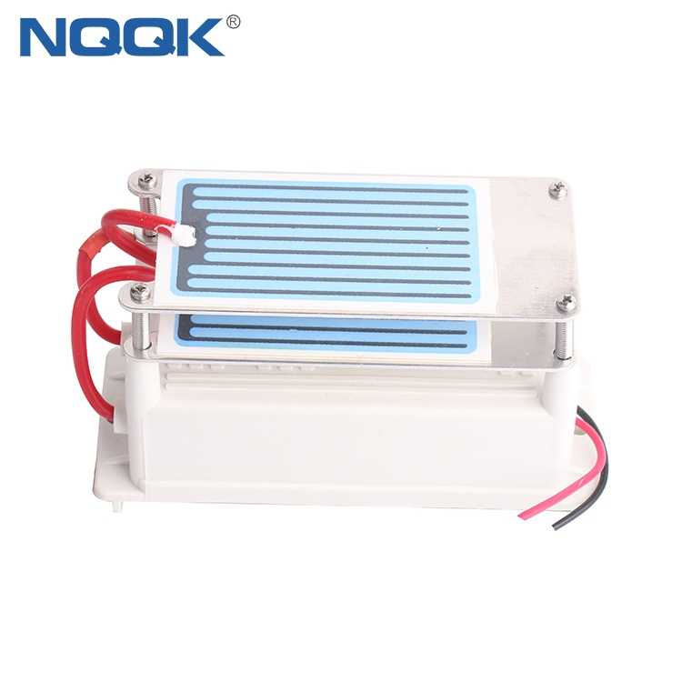 10g 10g/h 110V 200V AC 2 piece Ceramic One Chip Plate small ozone generator