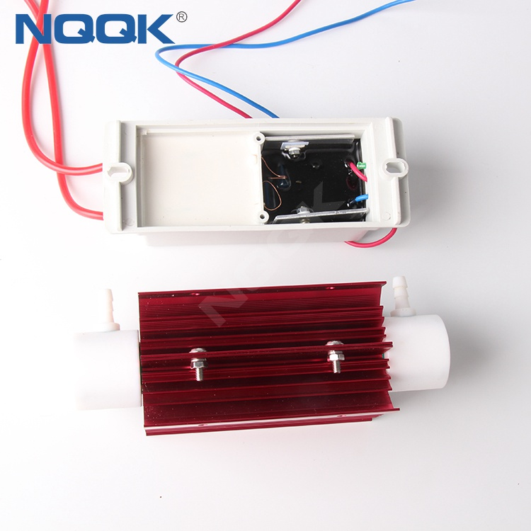 High Concentration Low Temperature 5g 220V 110V Quartz Tube Ozone Generator