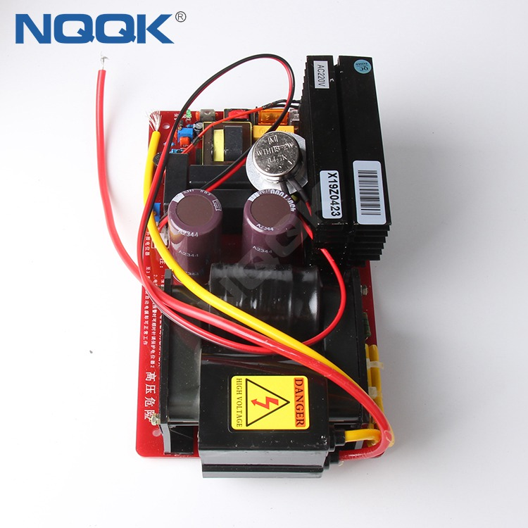 60g 220V 24 hours without downtime continue working Adjustable Quartz Tube Ozone Generator with fan