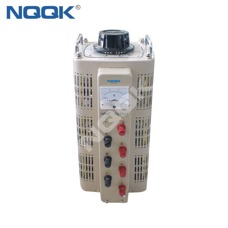 TDGC2 TSGC2 3KVA ~ 60KVA 1Phase 3Phase Series Contact Voltage Regulator